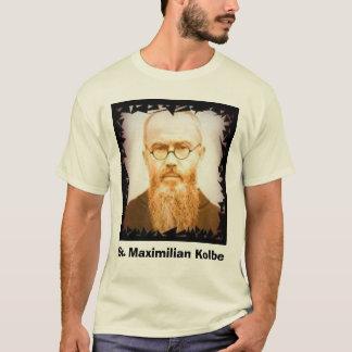 Camiseta Kolbe, St. Maximiliano Kolbe