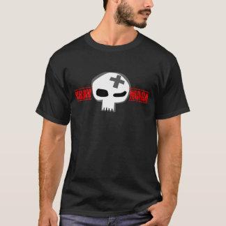 Camiseta Krav Maga - nunca asustado