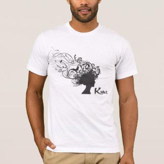 Camiseta Krave una mente libre