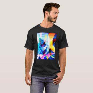 Camiseta KRAYOLIGH Abstract Digital Art #02