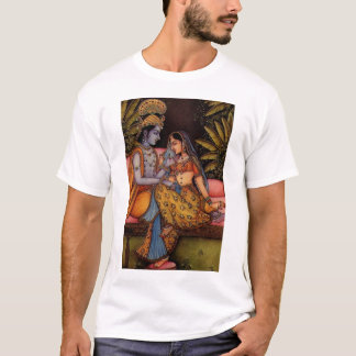 Camiseta Krishna y Radka