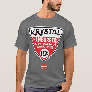 Camiseta Krystal escudo de 10 centavos