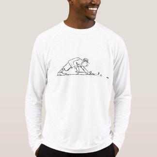 Camiseta La apuesta del golfista