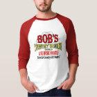Camiseta ¡La arcón del país de Bob - honre los años 80