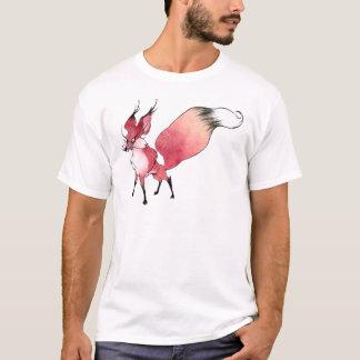 Camiseta La atención de un zorro