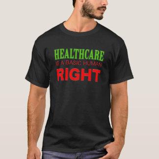 Camiseta ¡La atención sanitaria un correcto! Personalice el