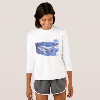 Camiseta La ballena en la constelación