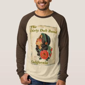 Camiseta La banda sucia California de la copia