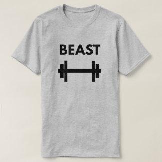 Camiseta La bestia de los hombres - par del poder del