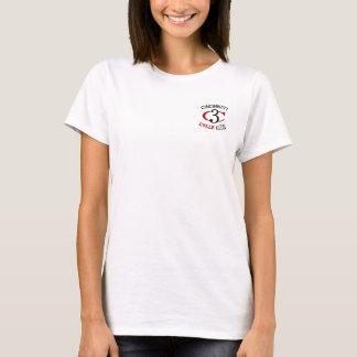 Camiseta La bici de las mujeres del club del ciclo de
