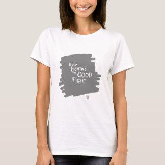 Camiseta La buena lucha