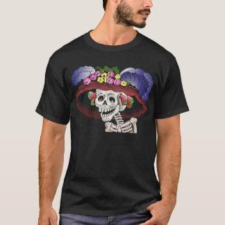 Camiseta La Calavera Catrina en color