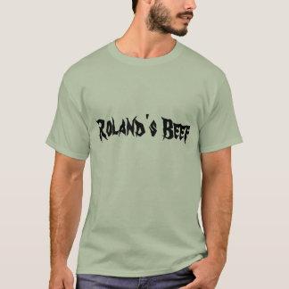 Camiseta La carne de vaca de Roland