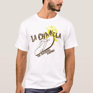 Camiseta La Chancla el mexicano divertido del tapón de