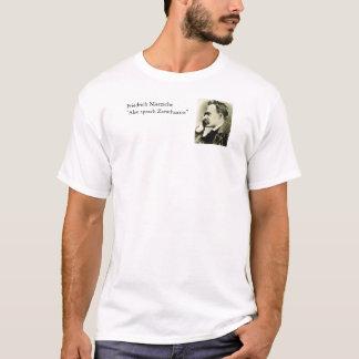 Camiseta La cita famosa de Nietzsche