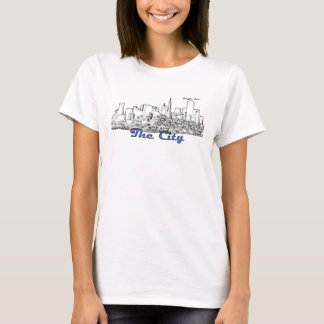Camiseta La ciudad
