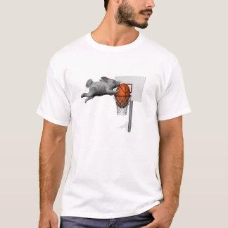 Camiseta La clavada perfecta del conejito de pascua