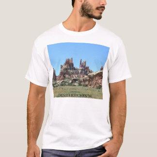 Camiseta La cocina del diablo