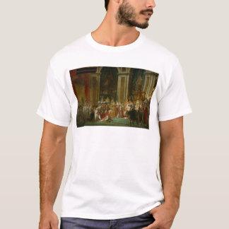 Camiseta La coronación de Napoleon