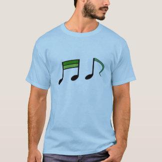 Camiseta la danza como usted quiere ganar