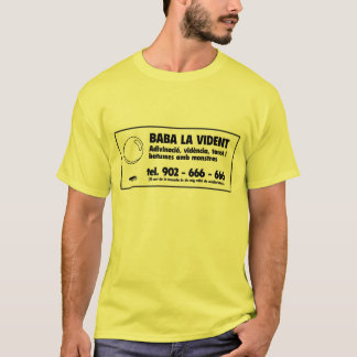 Camiseta La del bizcocho borracho vident