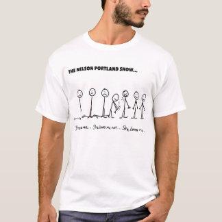 Camiseta La demostración de Nelson Portland