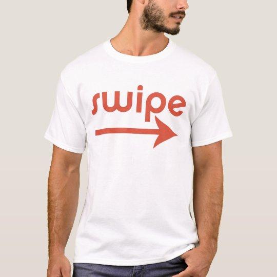 Camiseta La derecha del golpe fuerte