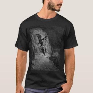 Camiseta La desesperación infinita de Satan - Gustavo Dore