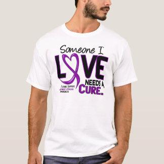 Camiseta La enfermedad de Alzheimer NECESITA una CURACIÓN 2
