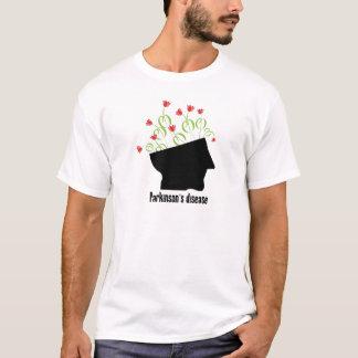 Camiseta la enfermedad de Parkinson, enfermedad de los