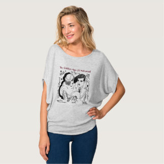Camiseta La época dorada de Hollywood