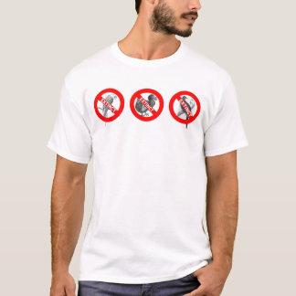 Camiseta La extinción no es administración