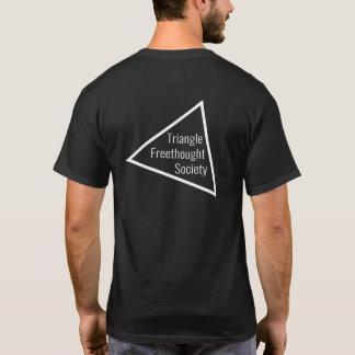 Camiseta La fe no es una virtud (oscura)