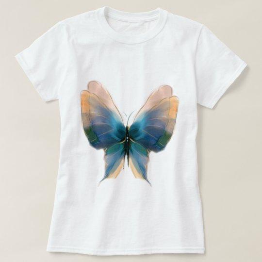 Camiseta La felicidad es una mariposa