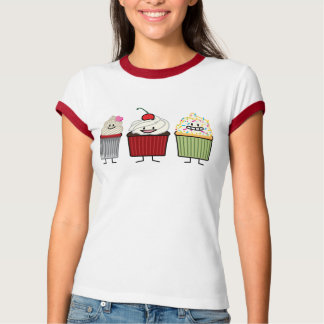 Camiseta La formación de hielo de la familia de la