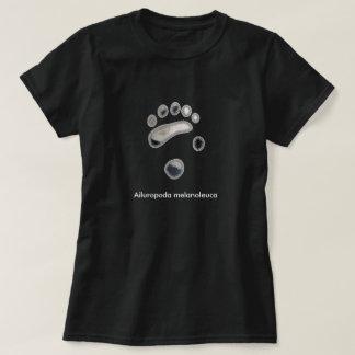 Camiseta ¡La frialdad tiene gusto de una panda!