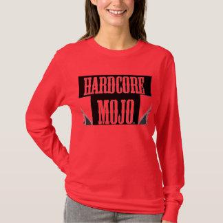 Camiseta la galería de los hardcoremojo en Zazzle -