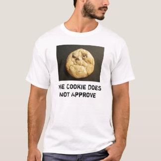 Camiseta La galleta no aprueba