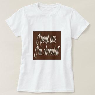 Camiseta La glotonería es un bonito defecto