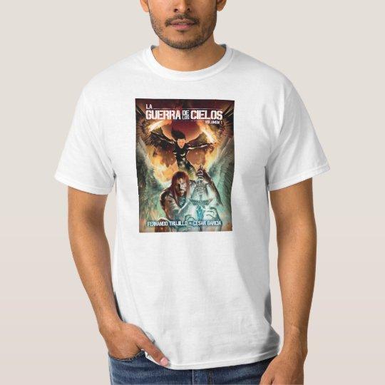 Camiseta 'La guerra de los Cielos'