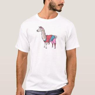 Camiseta La llama sea bailarín algún día
