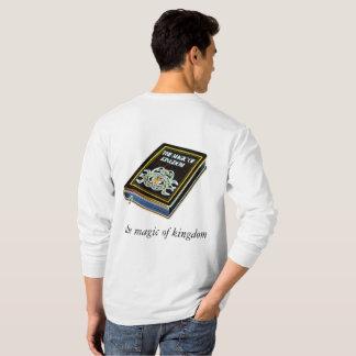 Camiseta la magia del reino