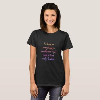 Camiseta La manera la quiero