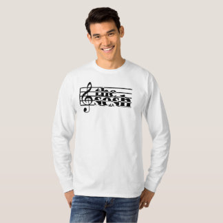 "Camiseta ""La manga larga de la escala musical del sesh"" de"