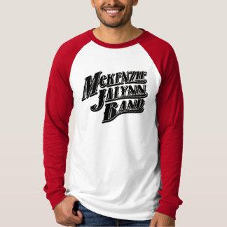 Camiseta La manga larga de los hombres de banda de McKenzie