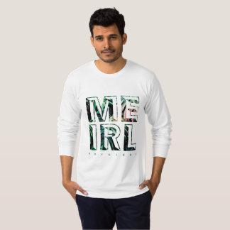 Camiseta La manga larga de los hombres de MEIRL