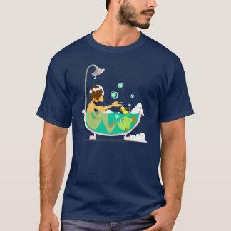 Camiseta La máquina del amor toma un baño
