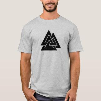 Camiseta La marca de Odin, el Valknut