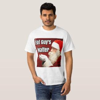 Camiseta La materia del individuo gordo