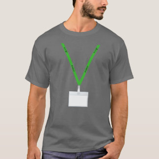 Camiseta La materia verde de los acolladores escribe su